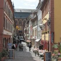 Ehrenamtsausflug nach Heidelberg